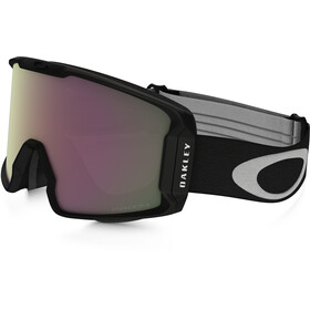 Oakley Line Miner Snow Goggles Herre matte black w/ prizm hi pink iridium
